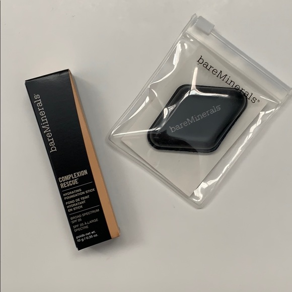 bareMinerals Other - bareMinerals Complexion Rescue stick and blender